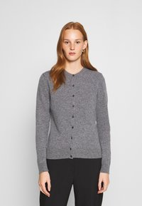 Benetton - Cardigan - grey - 0