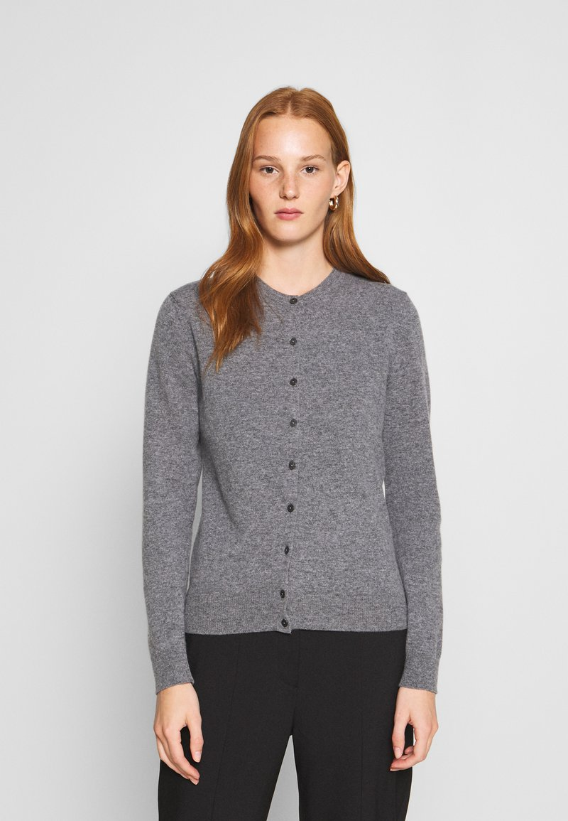 Benetton - Cardigan - grey