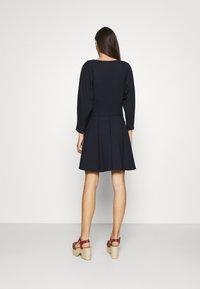 Claudie Pierlot - RAFAELO - Shirt dress - marine - 2