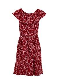 DeFacto - Day dress - red - 1