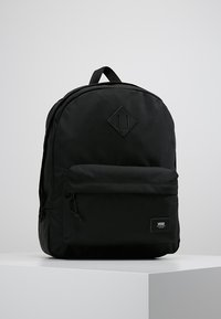 Vans - OLD SKOOL PLUS BACKPACK - Reppu - black - 0