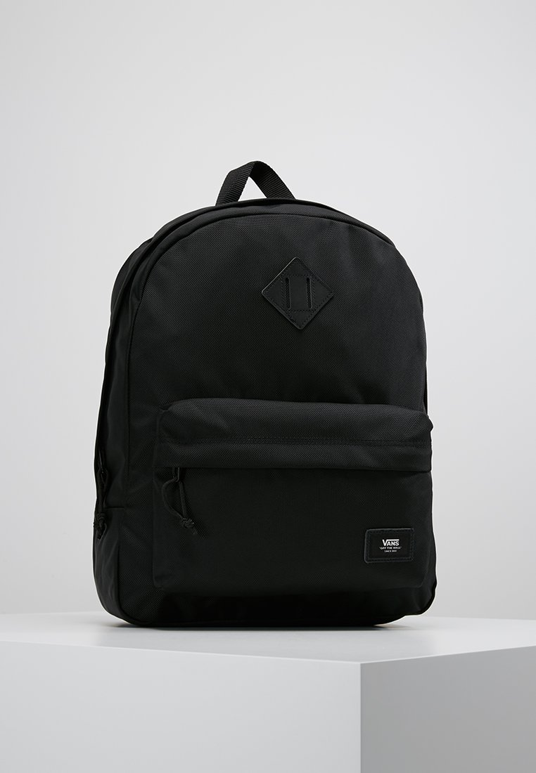 Vans - OLD SKOOL PLUS BACKPACK - Reppu - black