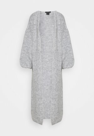CARDIGAN ULLA - Cardigan - light dusty grey