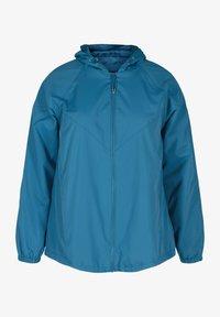 Zizzi - Light jacket - blue - 3