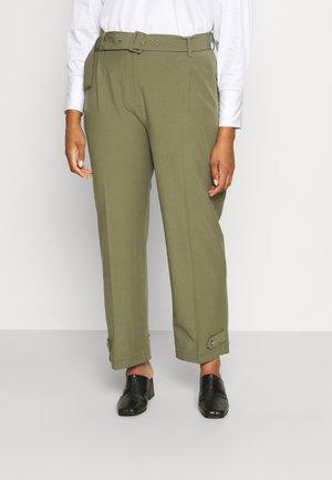 SLANAO WIDE PANT  - Pantalones - kalamata