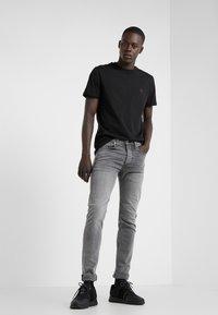 Les Deux - NØRREGAARD - Basic T-shirt - black - 1