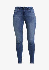 ONLY - ONLBLUSH - Jeans Skinny Fit - medium blue denim - 4
