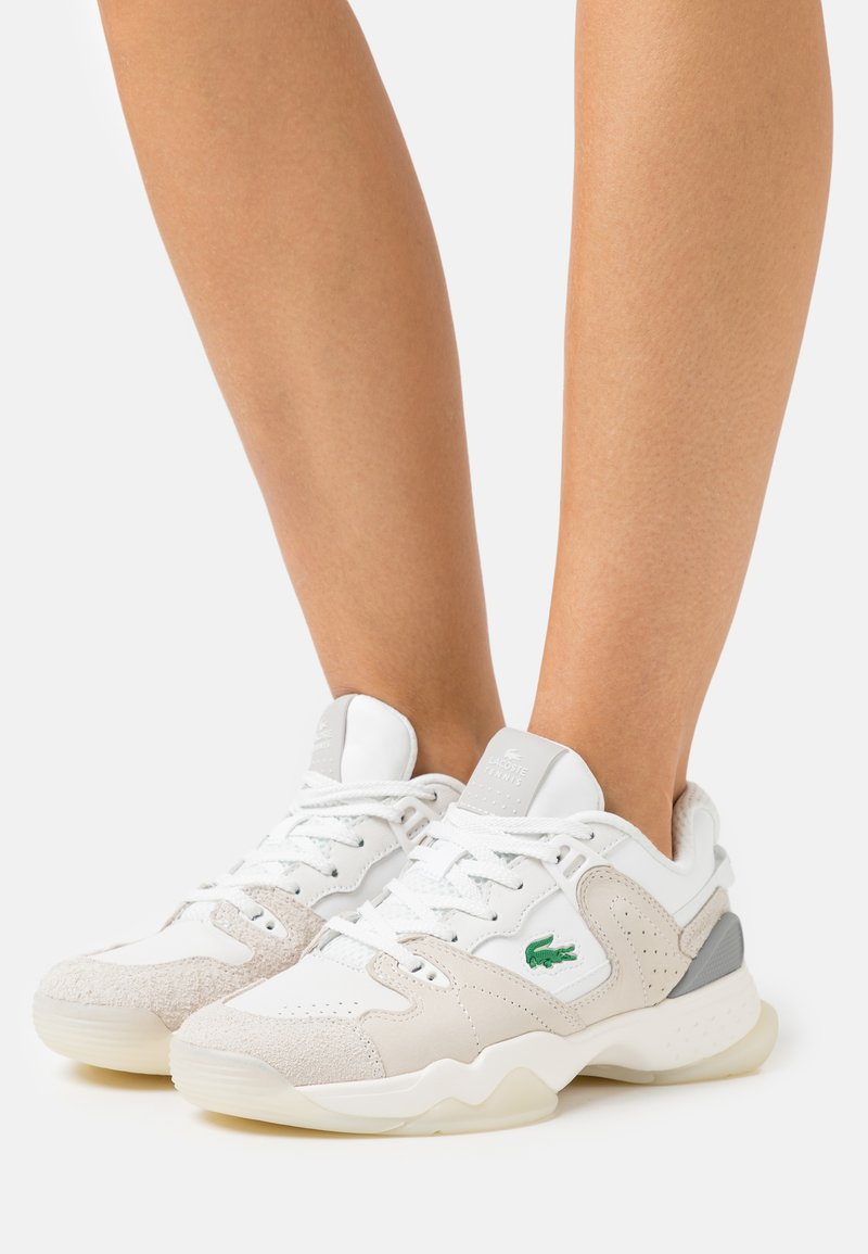 Lacoste - Baskets basses - offwhite