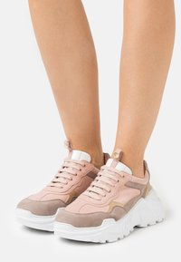 Copenhagen Shoes - CANDY MULTI - Sneakers laag - nude/beige - 0