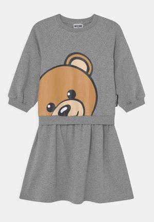 DRESS - Day dress - melange grey