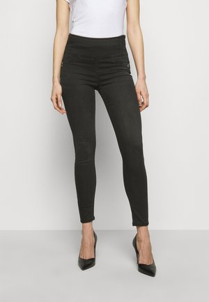 PANTALONI - Jeans Skinny Fit - washed deep black