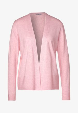 MIT LOCHMUSTER - Cardigan - rosa
