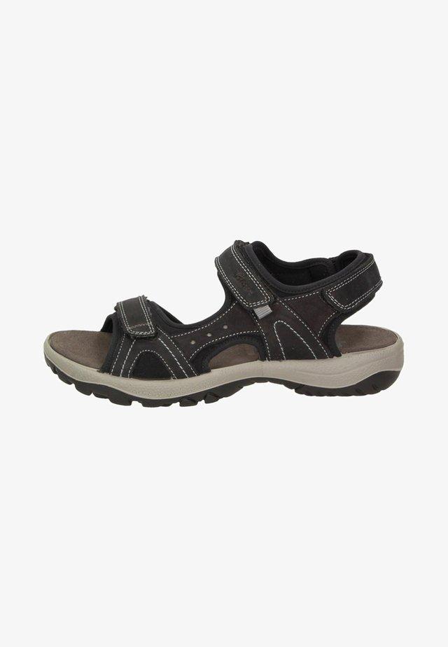 UPENDARA - Walking sandals - black