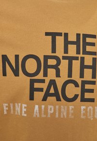 The North Face - IMAGE IDEALS TEE UTILITY BROW - Långärmad tröja - utility brown - 5