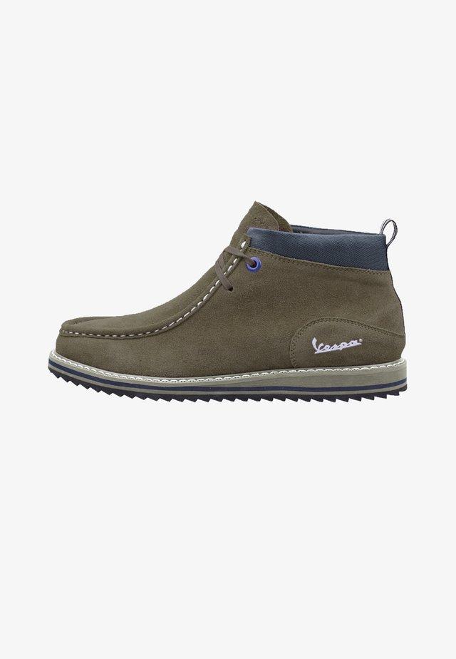 Sneakers alte - grigio talpa