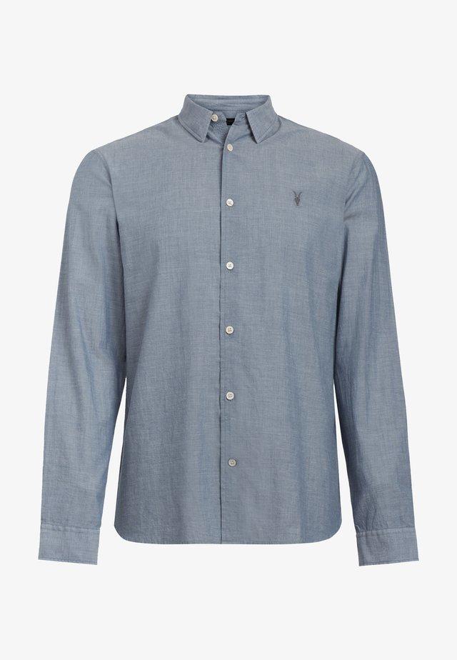 IRVINE - Skjorter - blue