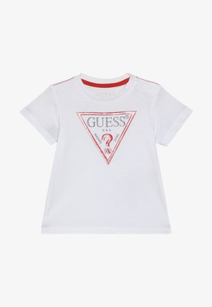 CORE BABY - Print T-shirt - true white