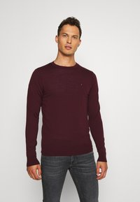 Tommy Hilfiger Tailored - Jumper - red - 0