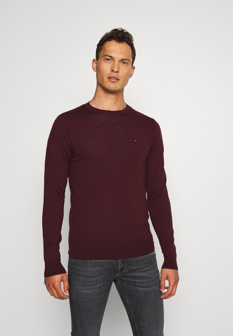 Tommy Hilfiger Tailored - Jumper - red