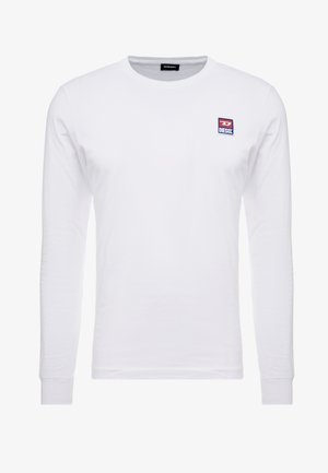 DIEGO PULLOVER - Långärmad tröja - white