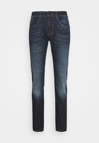 camel active - Džíny Slim Fit - indgo dark blue used - 4