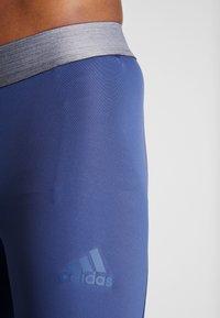 adidas Performance - Collants - dark blue - 5