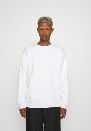 CIEL LOGO - Collegepaita - white