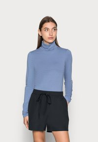 Selected Femme - LILO - Shorts - black - 0
