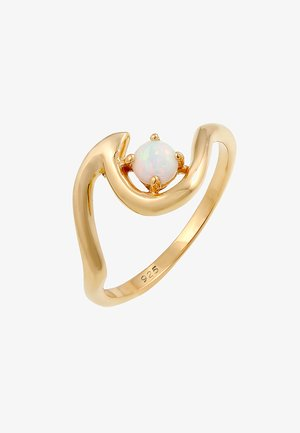 WAVE  - Ring - gold