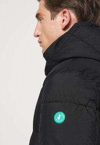 Save the duck - RECYY - Winter coat - black - 5