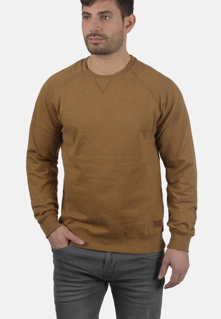 Blend - SWEATSHIRT ALEX - Sweatshirt - dark mustard
