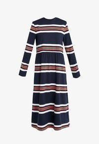 Libertine-Libertine - ZINK - Jersey dress - blue - 3