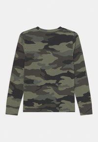 Abercrombie & Fitch - PATTERN - Long sleeved top - green - 1