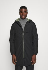 Jack & Jones - JCOWAY PARKA - Winter coat - black - 0