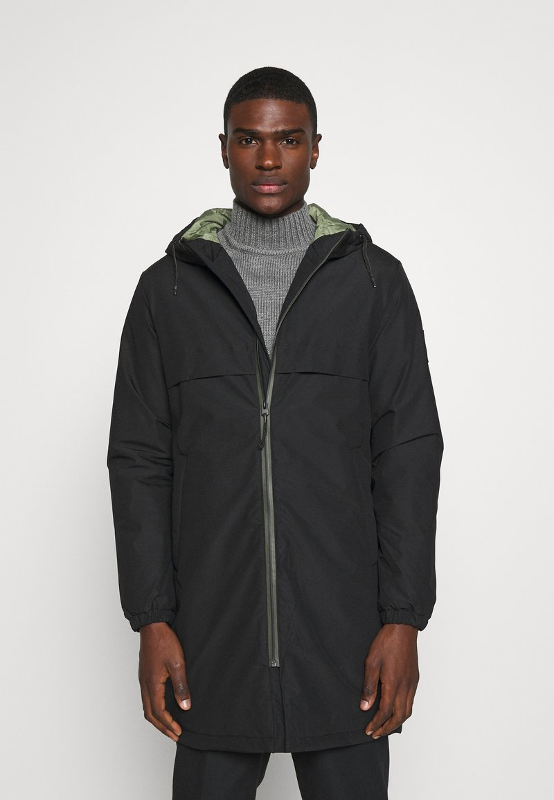 Jack & Jones - JCOWAY PARKA - Winter coat - black