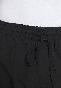 WRSTBHVR - TROUSER HYDRO UNISEX - Cargo trousers - black - 7