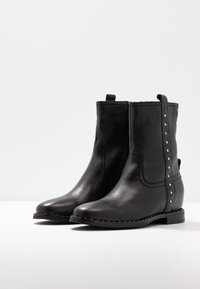 Gioseppo - Wedge Ankle Boots - black - 3