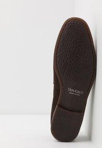 Doucal's - Slip-ons - dark brown - 4