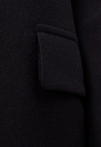 Bershka - Classic coat - black - 5