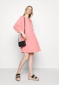 Part Two - DENCIA - Day dress - peach blossom - 1