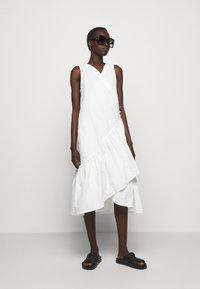 Henrik Vibskov - BLAZE DRESS - Day dress - white - 1