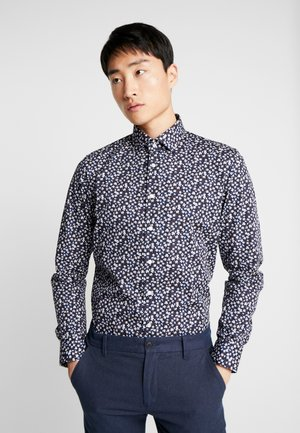 SLIM LIGHT KENT - Shirt - dark blue
