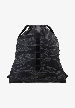 HOOPS ELITE - Drawstring sports bag - black/anthracite