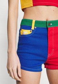 Karl Kani - BLOCK - Jeansshorts - multicolor - 5