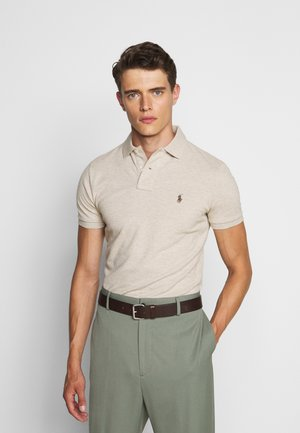 SHORT SLEEVE - Polo - expedition dune heather
