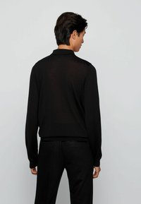 BOSS - DIBARI - Polo shirt - black - 3