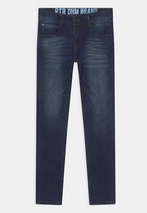 TOBIAS - Jeans slim fit - dark blue denim