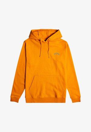 ARCH WAVE - Hoodie - orange