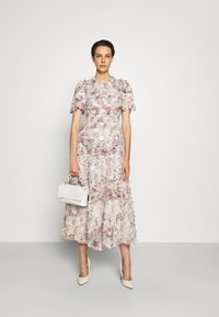 Needle & Thread - LUNETTE FLORAL SWAN ANKLE GOWN - Occasion wear - moonshine - 1