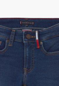 Tommy Hilfiger - SCANTON BRUSHED - Slim fit jeans - blue denim - 2